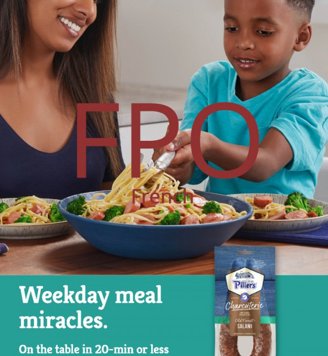 Weekday meal miracles. On the table in 20 minutes or less. Quick weekday meal ideas.